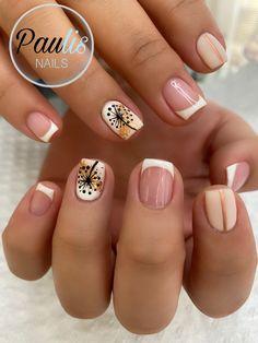Fall Nail Art, Green Nails, Dali, Shellac, Cute Nails, Hair And Nails, Nail Colors, Acrylic Nails, Nail Designs