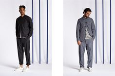 Universal Works SS16.  menswear mnswr mens style mens fashion fashion style campaign lookbook universalworks