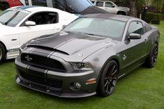 2012 Ford Mustang Super Snake
