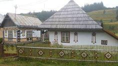 adelaparvu.com despre Ciocanesti, case cu motive traditionale, Bucovina, Romania (74)