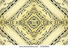 Music Book fractal