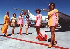 braniff stewardesses