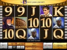 http://www.slots48.com/video/gladiator/ - video slot machine Come play at our website https://www.facebook.com/bestfiver/posts/1425759927636978