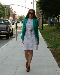 Gotta find the right blazer so I can recreate this look from my friend @Caitlin Pierce !