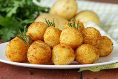 Krokety z bramborové kaše