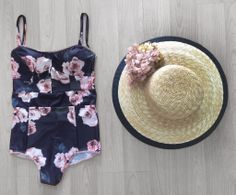 """""""Buongiorno, Principessa!""""  Our swimsuit THIS WEEK in stores!! — with Urban Drops and Elina Kordali. Tags: madame shou shou"""