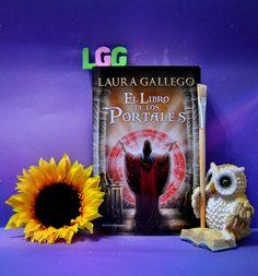 RESEÑA: EL LIBRO DE LOS PORTALES DE LAURA GALLEGO GARCÍA. Foto by Ainhoa