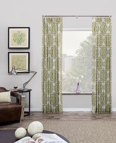 Tailored Pleat Drapery & Curtains | Modern Drapes | The Shade Store