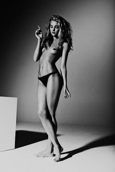Elsa Hosk - Lee Cropper Photoshoot for Mirage Magazine #3