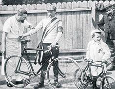 Tour de France 1903: Maurice Garin, the very 1st winner