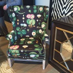 Arianne Bellizaire Inspired To Style Design Trends HPMKT High Point Market  Style Floral Prints Pattern Elite