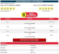Lotto Lottery, Lottery Winner, Lottery Tickets, Lotto Winning Numbers, Winning Numbers For Today, Lotto Results, Africa Online, Daddy Quotes, National Lottery