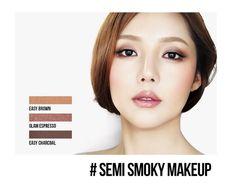 Korean Makeup Eyeshadow