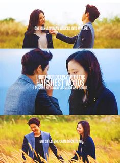 This drama was just unbelievable, there can never be a guy as nice as the main character was.