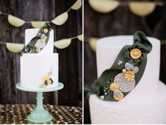 Girl Scout Bridal Shower cake