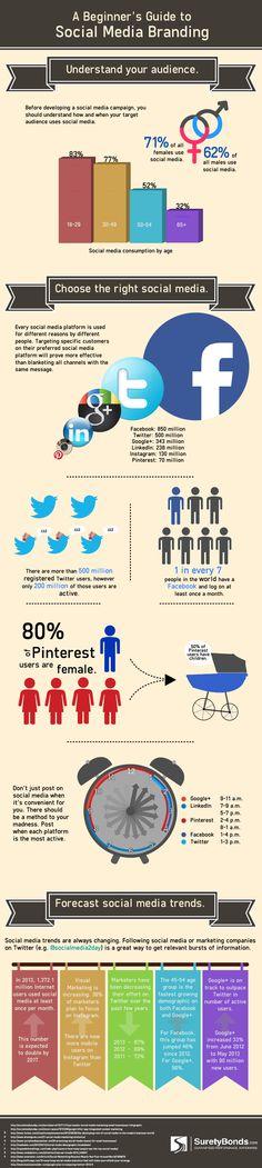 Guía de inicio al Social Media Branding