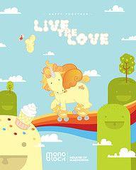 by Vik Arrieta  The little pony