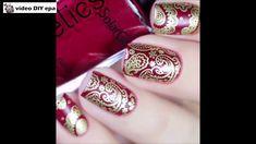 DIY  NAIL ART QUICK TUTORIALS Nail Art Diy, Diy Nails, Nail Tutorials, Class Ring, Nail Art Tutorials