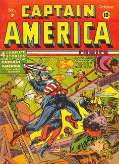 Byrne Robotics: Golden Age CAPTAIN AMERICA (plus other Timely & Atlas thread)