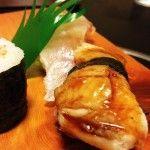 富楽寿司 穴子の握り