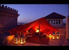 Simone Girner: Marrakech's Kaleidoscopic Style (PHOTOS)