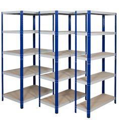 UK Storage Racking, Industrial and Warehouse Shelving Systems Boltless Shelving, Shelving Systems, Industrial Shelving, Storage Rack, Storage Shelves, Shelf, Warehouse Shelving, App, Home Decor