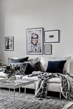 our grey ikea s derhamn sofa house pinterest gray. Black Bedroom Furniture Sets. Home Design Ideas