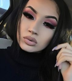 makeup ideas makeup ideas eye makeup ideas makeup ideas makeup ideas witch makeup ideas for halloween ideas with glitter face makeup ideas Makeup On Fleek, Flawless Makeup, Cute Makeup, Gorgeous Makeup, Pretty Makeup, Hair Makeup, Fox Makeup, Witch Makeup, Glamorous Makeup