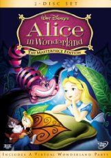 Alice In Wonderland: The Masterpiece Edition on DVD from Disney / Buena Vista. More Family, Disney and Fairy Tales DVDs available @ DVD Empire. Walt Disney, Disney Films, Disney Dvd, Disney Family Movies, Childhood Movies, Family Movie Night, Cartoon Cartoon, Cartoon Movies, Film Pixar