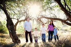 Love the lighting and setting of this shot  #family photography