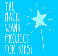 """""""Magic doesn't come from the world, it comes from people, and their kindness, that's where magic comes from."""" Awesome Random Acts of Kindness idea for the kids!"""
