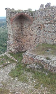La cisterna del Castillo de Marmionda, construido en el siglo XII.