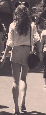 Eleanor Calder and her never ending legs I