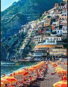 Les plus belles destinations d'Italie - Positano