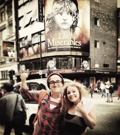 AAHHHHHH. Carrie Hope Fletcher as Eponine is my favorite thing.