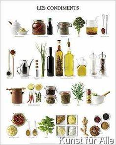 Atelier Nouvelles Images - Seasonings