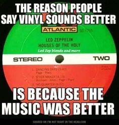 Vinyl :D