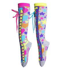 MADMIA Blink Blink Socks Blink Blink, The Dreamers, Socks, Outdoor Decor, Sock, Stockings, Ankle Socks, Hosiery
