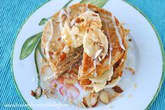 Coconut Banana Pancakes 7