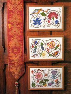 Gallery.ru / Фото #1 - Elizabethan Cross Stitch - Orlanda