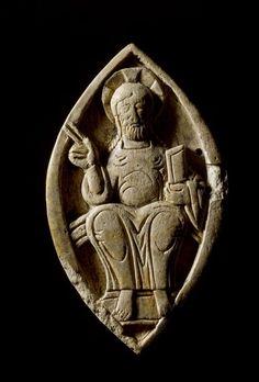 vory Saxon plaque,ca 1000 British Museum