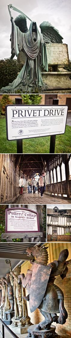 HP sets and locations you can actually visit!!!!-----most glorious adventure you will have in London----