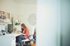 Simple Clean workspace