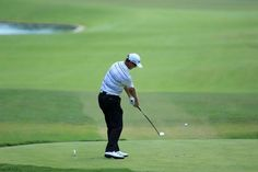 Golf Swing Tip For Power and Consistency – Right Shoulder Under Under