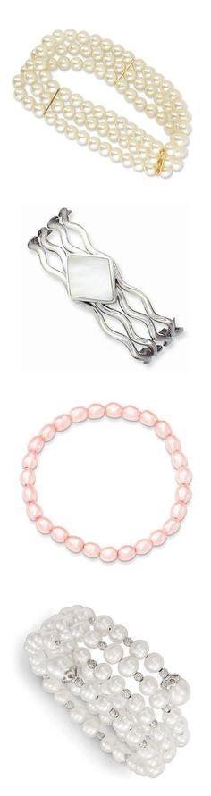 Pearl Bracelets Collection - Fashion Jewelry - Trendy Jewelry - Cheap Jewelry