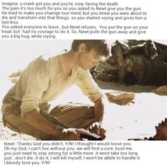 **love Newt doesn't say baby! Is more suitable thank you very much Maze Runner Funny, Maze Runner Thomas, Maze Runner Movie, Maze Runner Trilogy, Maze Runner Cast, Maze Runner Series, Newt Thomas, Maze Runner Characters, Minho