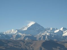 That's it. Everest Mountain!