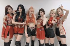 Stage Outfits, Kpop Outfits, Dance Outfits, South Korean Girls, Korean Girl Groups, Doja Cat, Yuehua Entertainment, K Idols, Pop Group