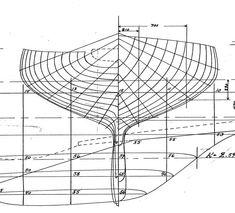 Model Sailboats, Sailboat Plans, Classic Yachts, Bridge Design, Yacht Design, Rc Model, Water Crafts, Construction, Line Drawing