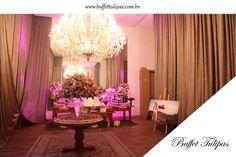 Os cenários mais belos que vão fazer dos seus sonhos ainda mais perfeitos! (11) 2076-9919 www.buffettulipas.com.br